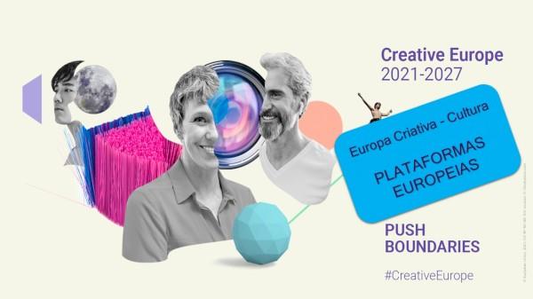 Plataformas Europeias para a promoção de artistas emergentes: CALL ABERTA