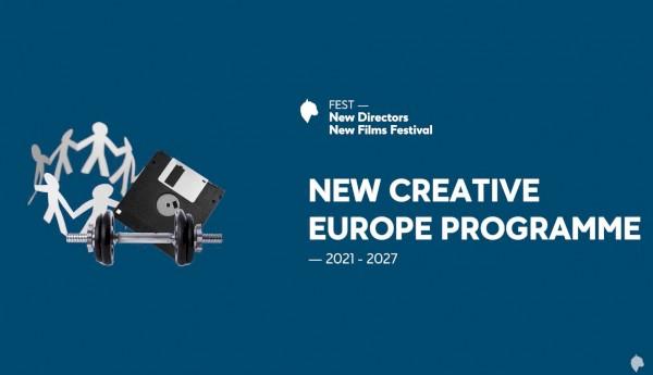 Europa Criativa MEDIA Desks @ FEST – THE FUTURE OF FILM online conference,22 de Julho