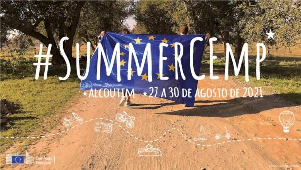 Europa Criativa no Summer CEmp, 30 agosto